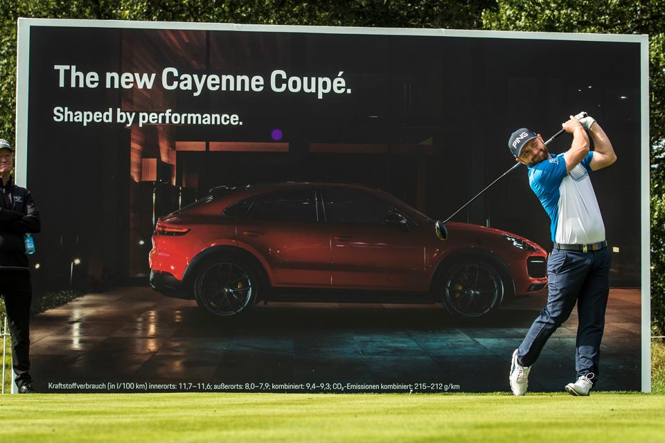 AndySullivan 960 - Porsche European Open 2021– Weitere Top-Golfer am Start