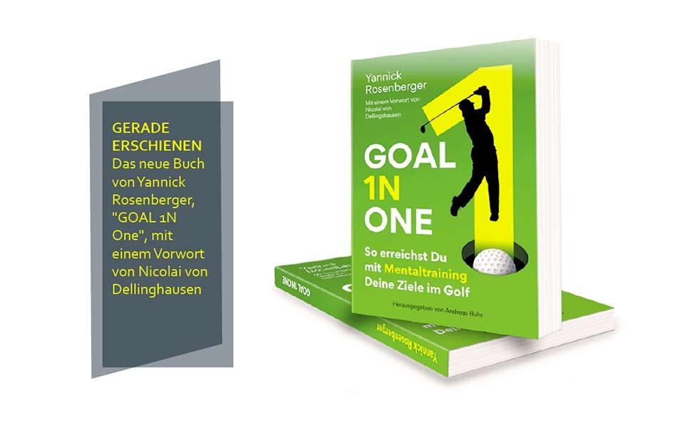 Mentaltraining Buch Goal 1N One