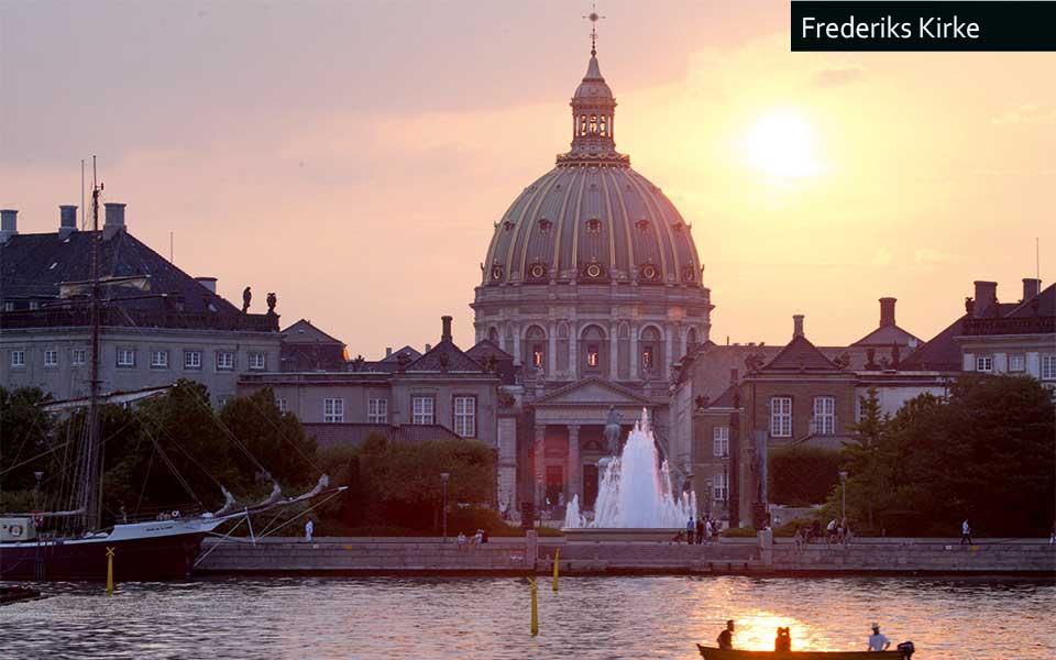 Frederiks Kirke - Golf City Guide Kopenhagen
