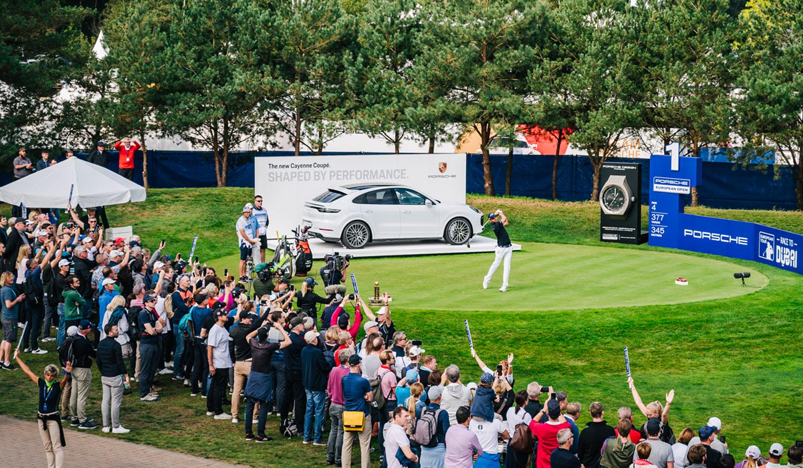 Gewinnspiel - Gewinnspiel zur Porsche European Open! Jetzt mitmachen!
