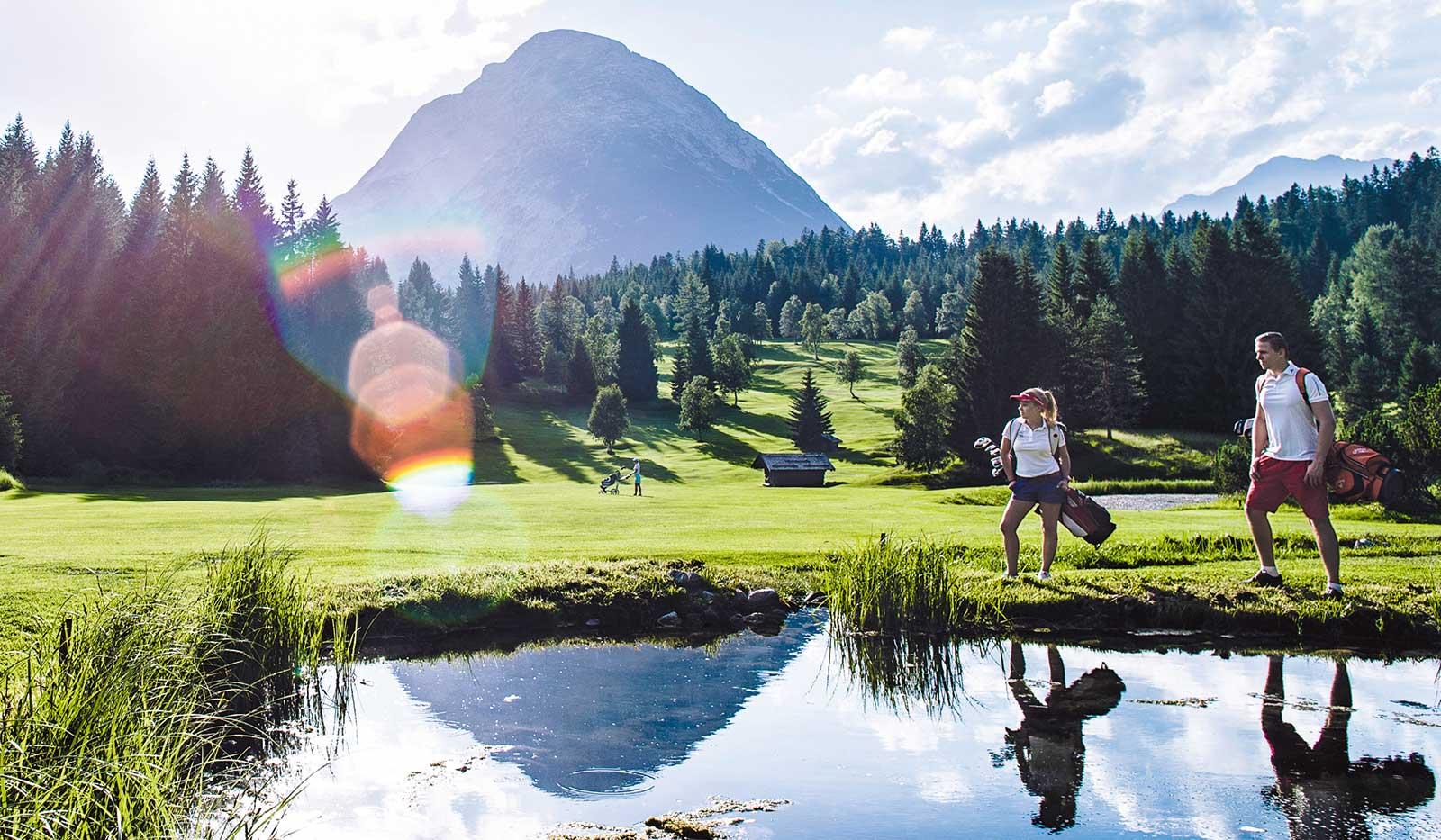 Golf Hohe Munde - Golfreise in das Natur & Spa Hotel Lärchenhof – Gewinnspiel