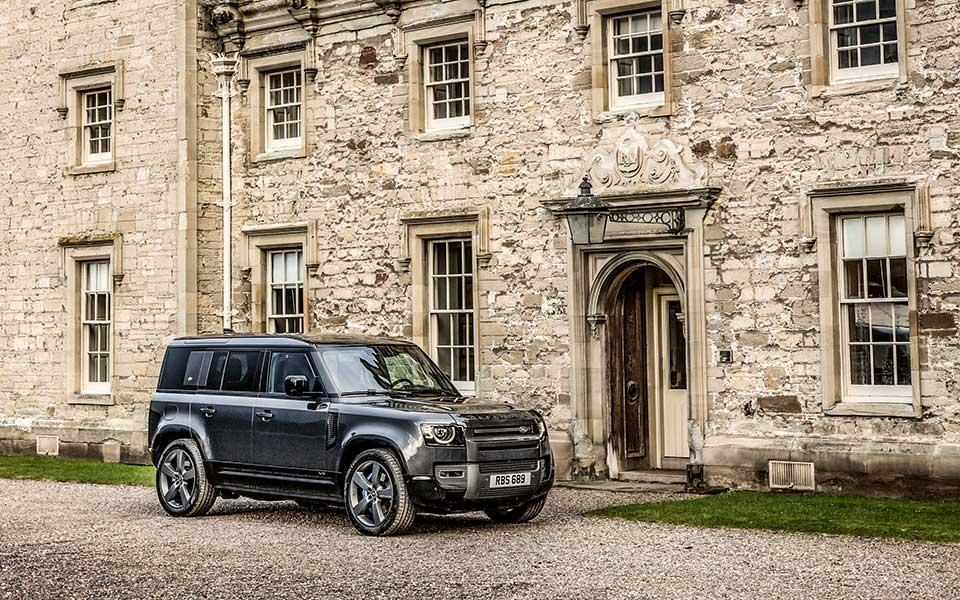 Landrover Defender2 - Der Klassiker kehrt zurück – Land Rover Defender