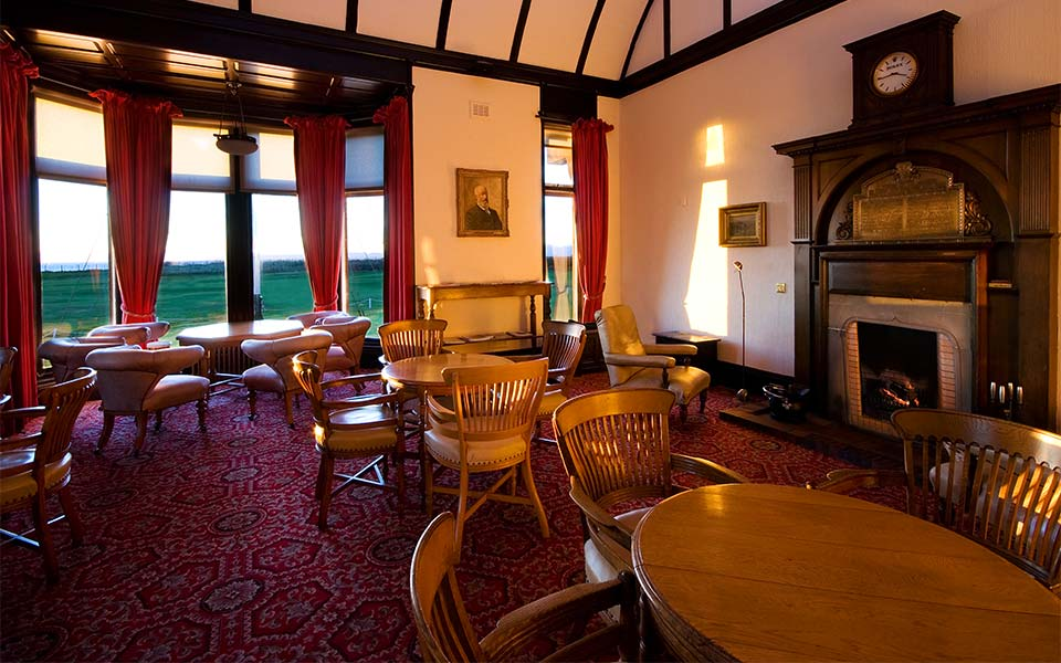 Ayrshire Royal Smoke Room
