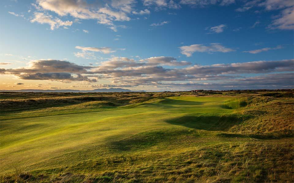 Ayrshire Royal Troon Golf