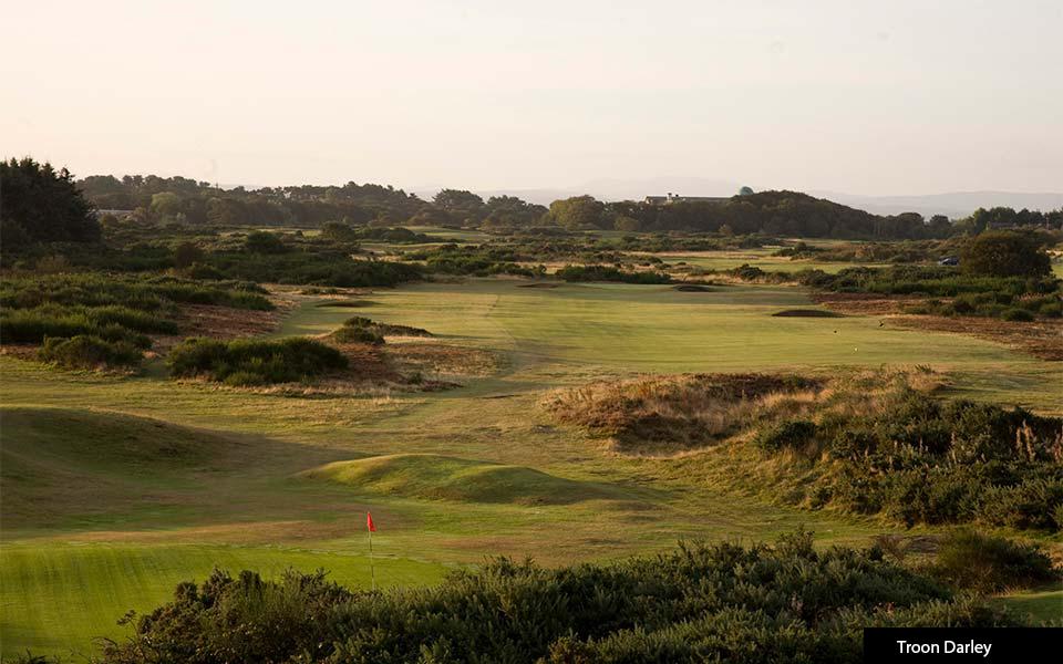 Ayrshire Troon Darley Golf
