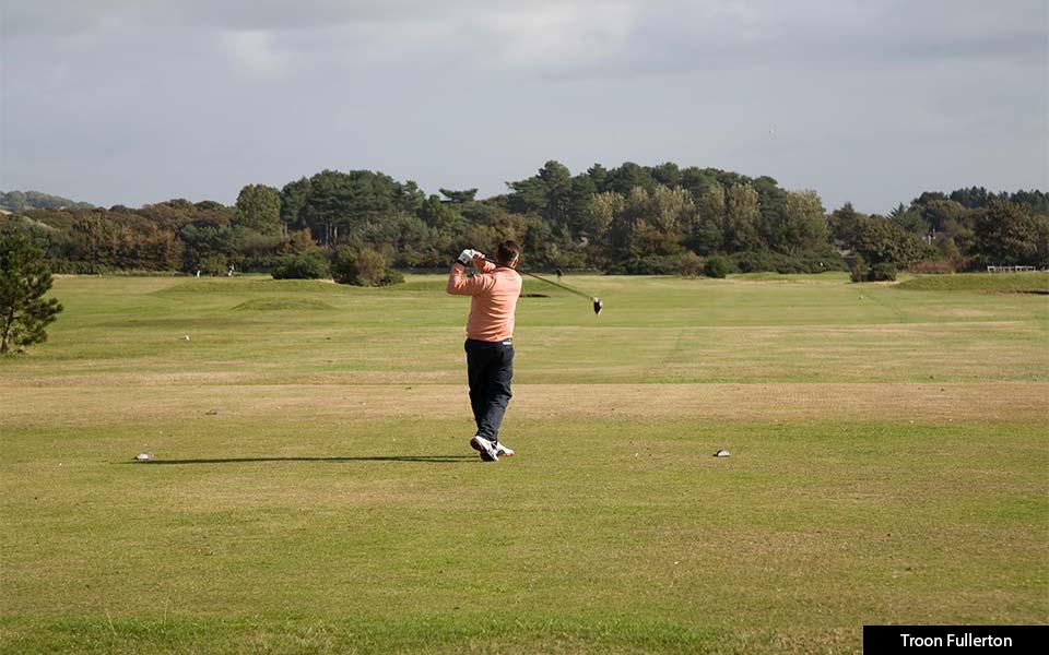Ayrshire Troon Fullerton Golf