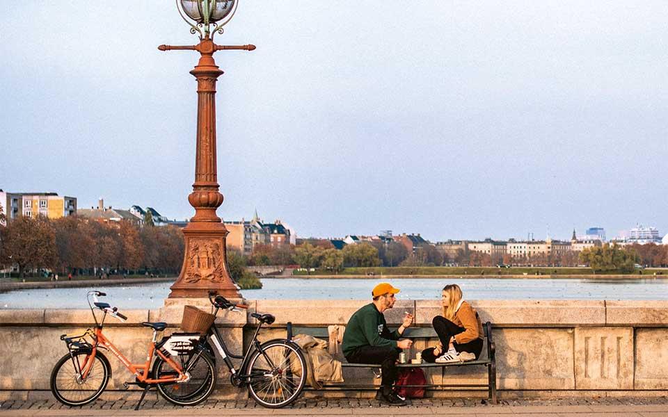 copenhagen queen louises bridge Abdellah Ihadian - Golf City Guide Kopenhagen
