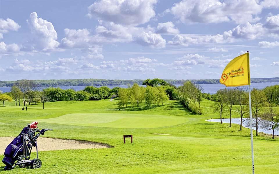Putterkönig Dänemark Golf
