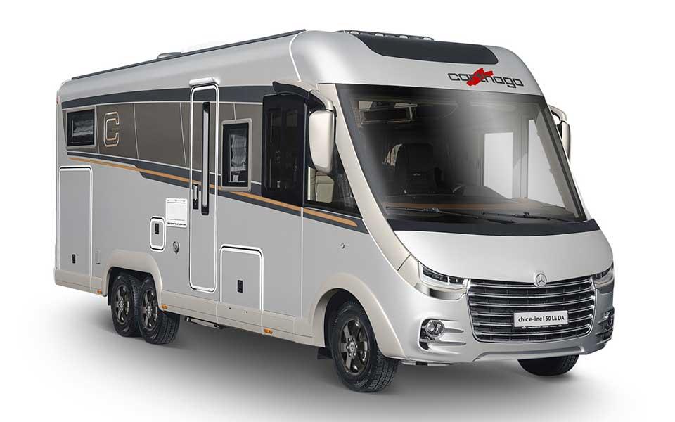 wohnmobil e line 50 - Gewinnen Sie ein Wochenende im Premium-Reisemobil! Jetzt Online-Befragung mitmachen.
