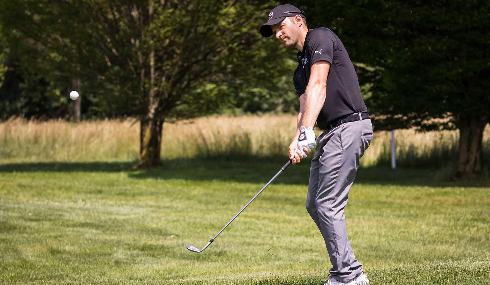 Marcel Schneider Puma Golf