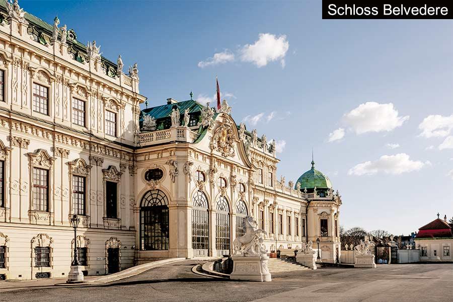 Golf City Guide Wien Belvedere