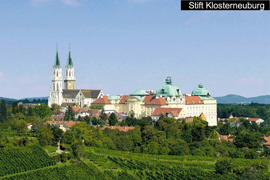Golf City Guide Wien Klosterneuburg