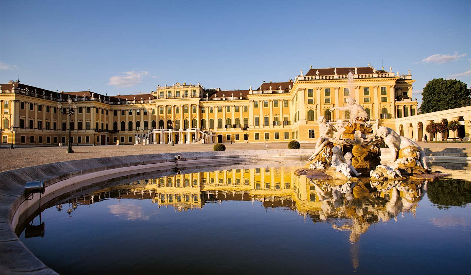 Golf City Guide Wien Schloss Schoenbrunn