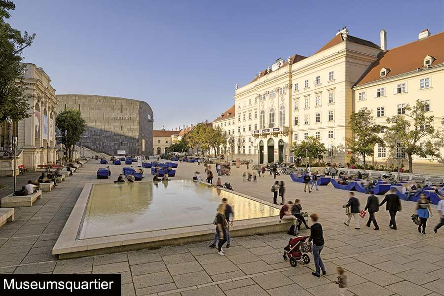 7 MuseumsQuartier41046 - Golf City Guide Wien