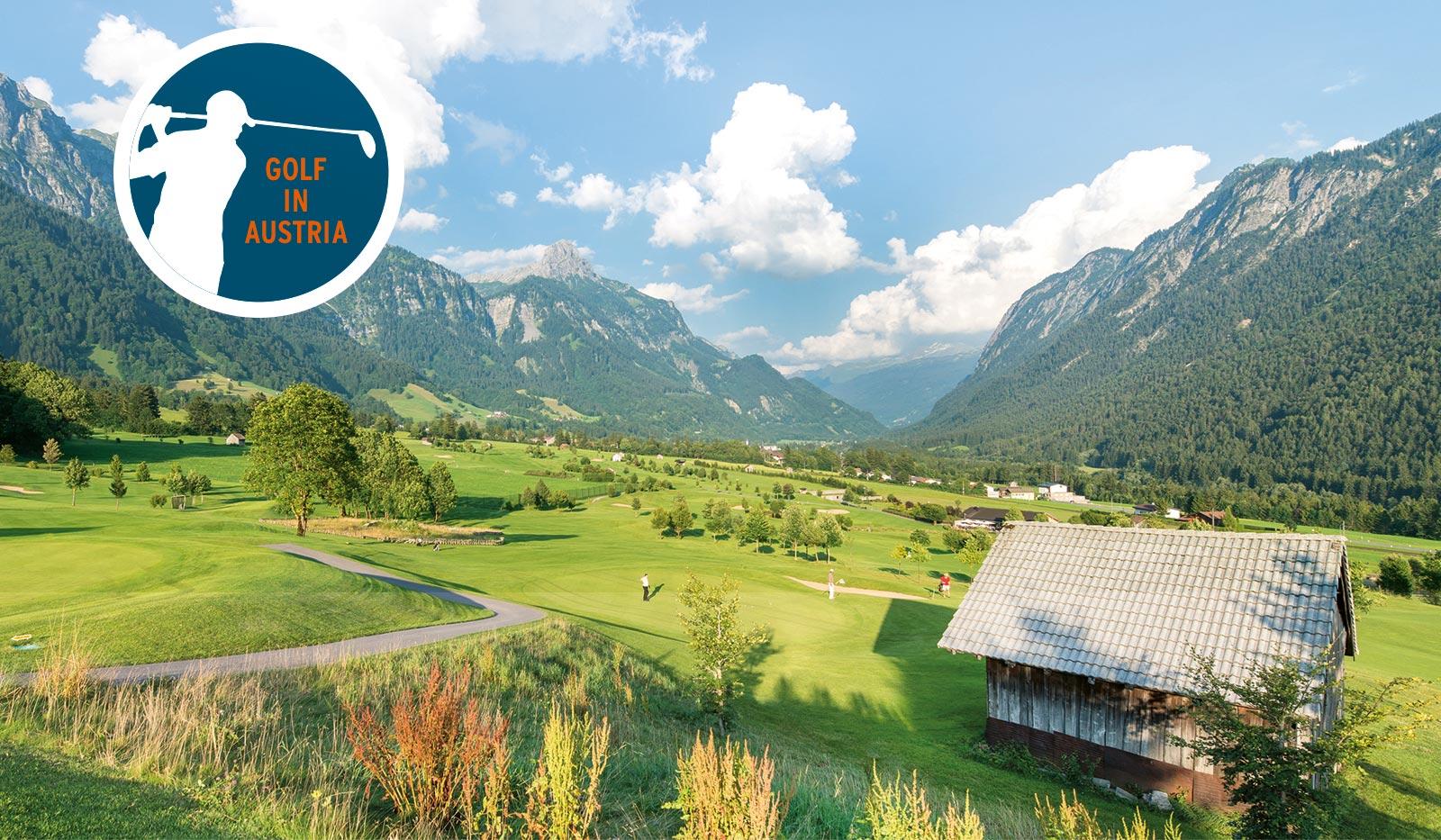 Bludenz Braz Matthias Rhomberg - Golf in Austria – Golfprofis für Euren Golfurlaub in Österreich