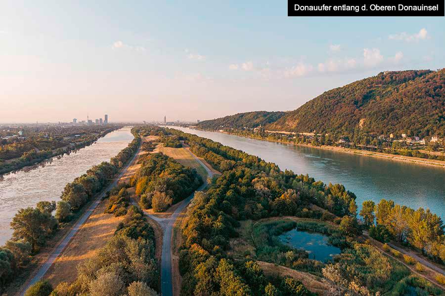 Golf City Guide Wien Donauufer