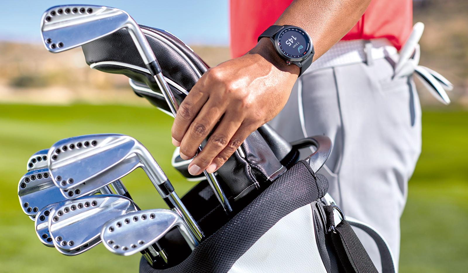 Garmin Approach S42 golfbag - Garmin Approach S42  – Gewinnspiel