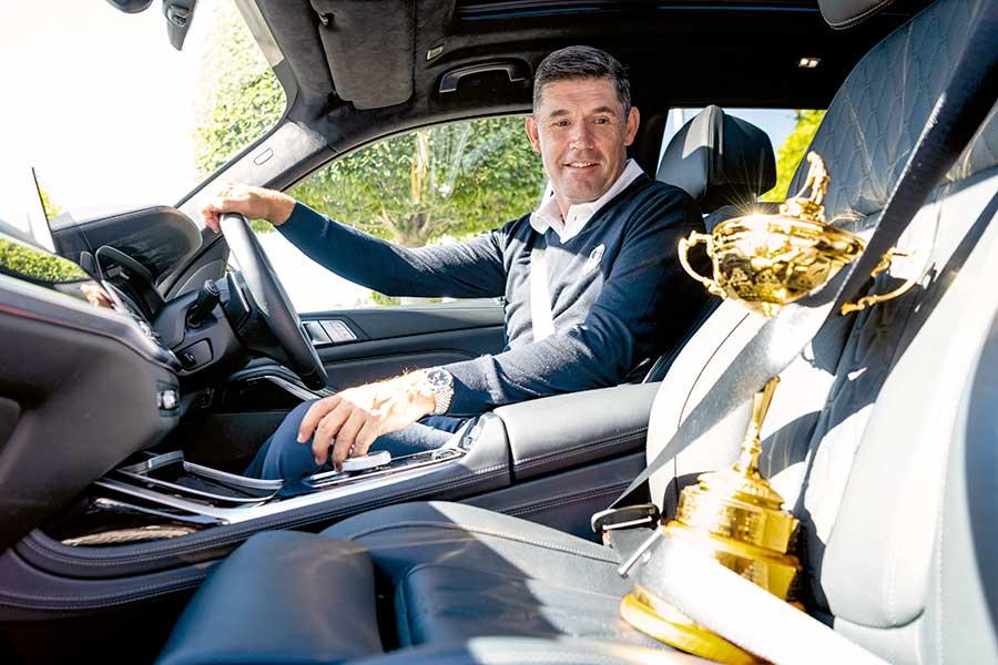 Ryder Cup 2021 Padraig Harrington