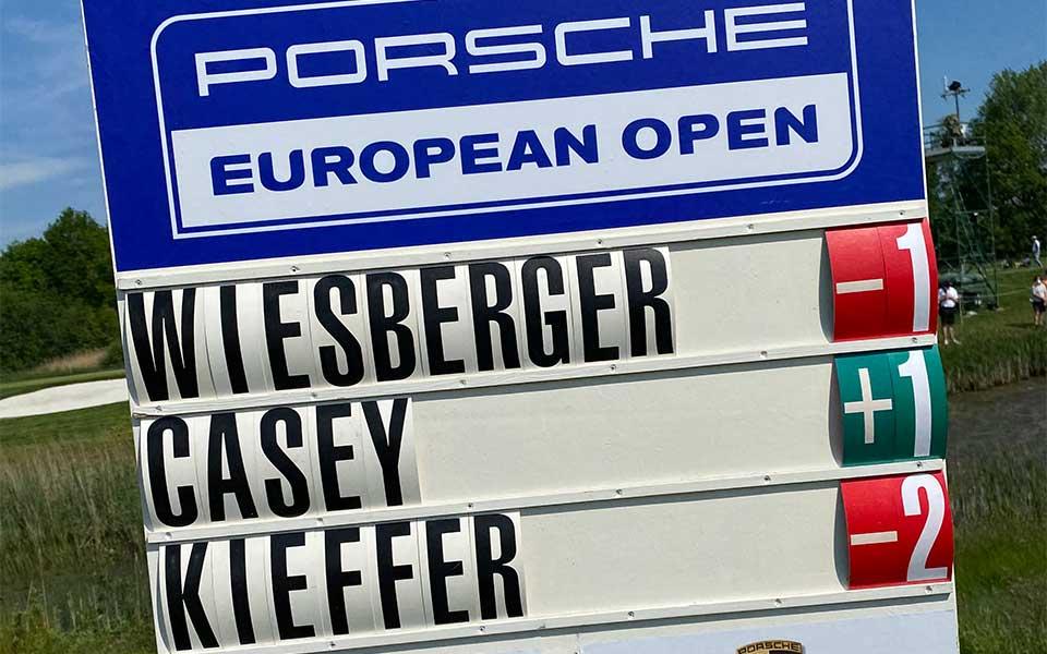 Porsche European Open2 - Porsche European Open Rückblick – Armitage bezwingt vor Fans das Green Monster