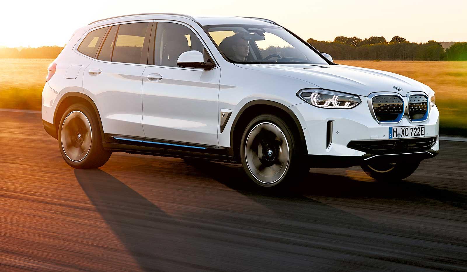 bmw i - BMW iX3 – Lass Dich elektrifizieren