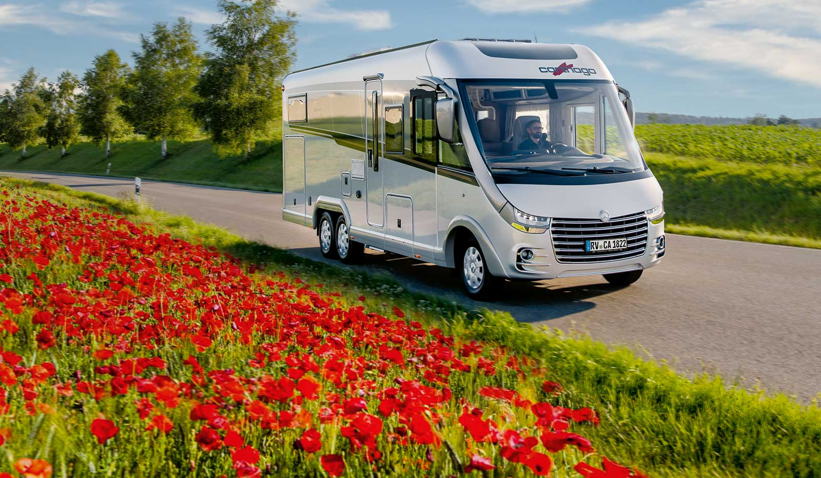 carthago reisemobile - Carthago Reisemobile – Wir sind dann mal weg!