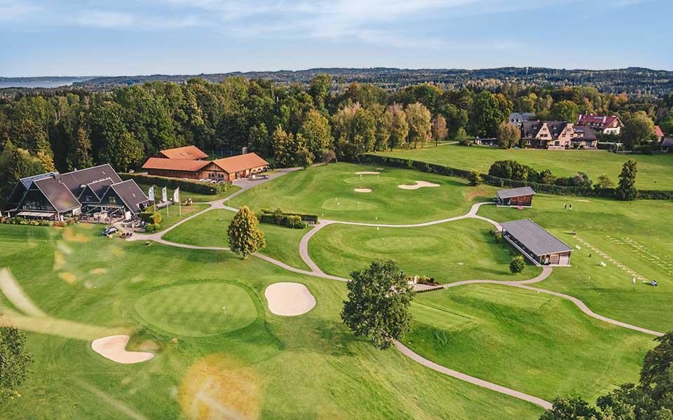 golfplatz alpen - Heligolf – Wer wird denn gleich in die  Luft gehen?