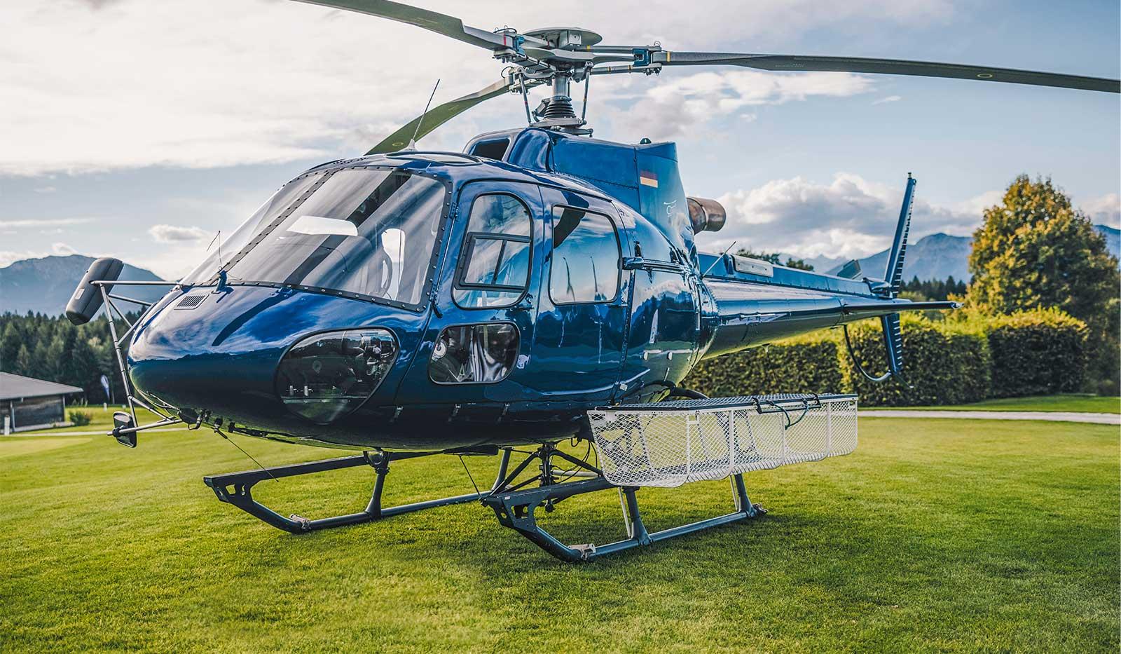heligolf helikopter - Heligolf – Wer wird denn gleich in die  Luft gehen?