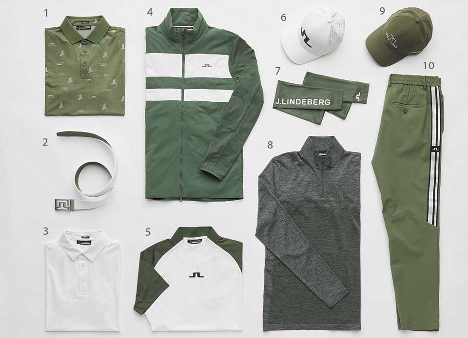 jlindeberg thymegreen - Sportlicher Scandi-Style – J. Lindeberg Sommerkollektion 2021