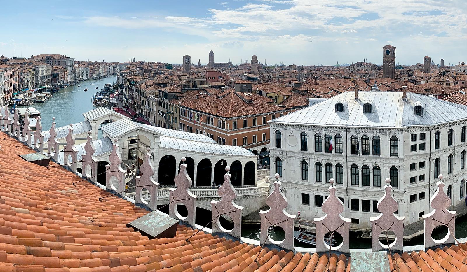venedig panorama - Venedig – La Serenissima