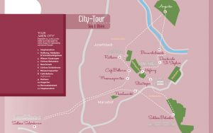 Golf City Guide Wien City-Tour