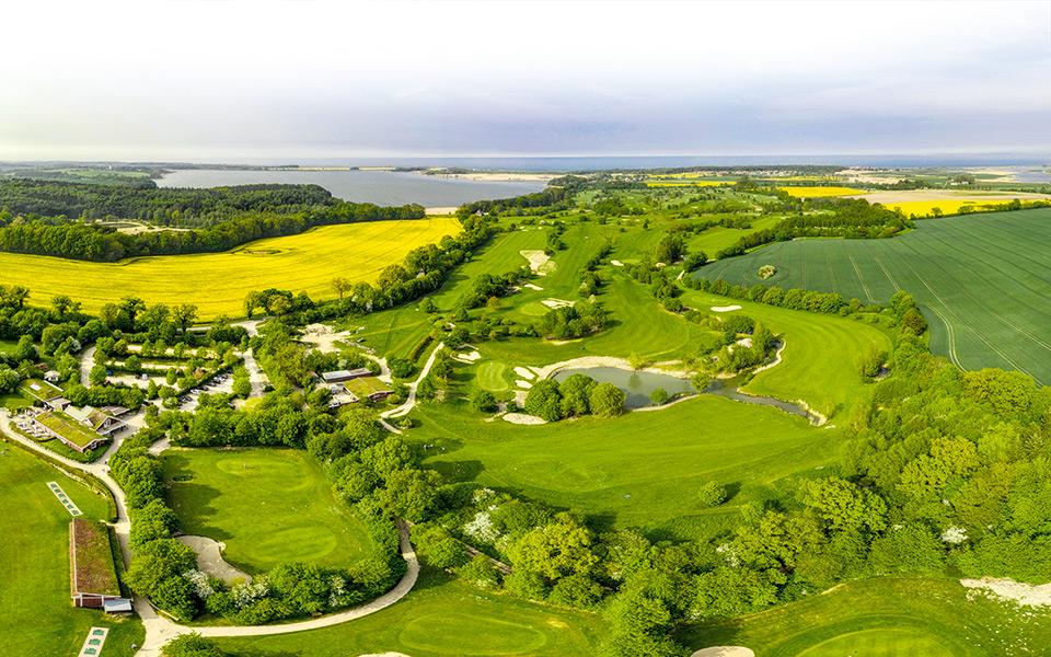 Golfanlage Hohwacht - Welcome  to the Bay of Lübeck?! – Golfclub Scharbeutz