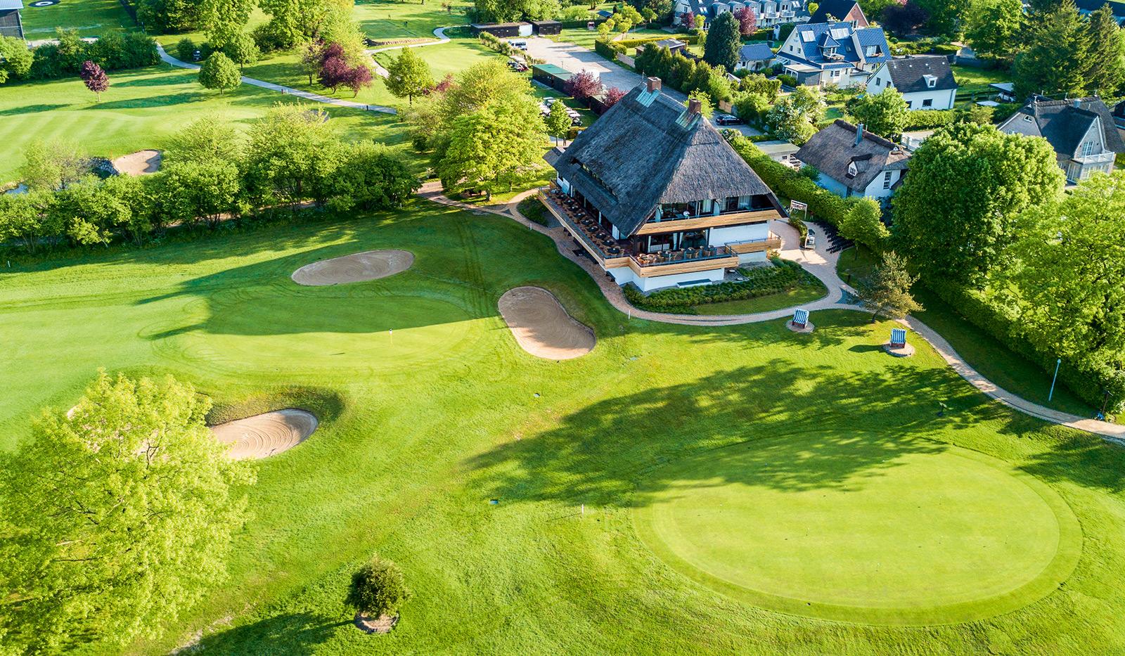 Golfanlage Timmendorfer Strand - Welcome  to the Bay of Lübeck?! – Golfclub Scharbeutz