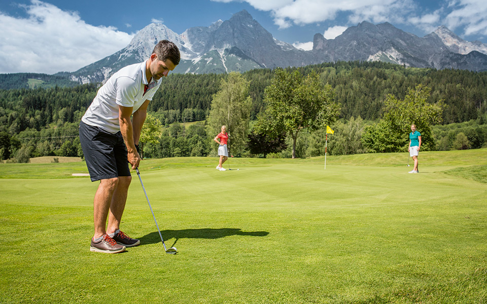 Golfclub Urslautal Artisual Saalfelden Leogang Touristik - mama thresl – Urban Soul meets the Alps