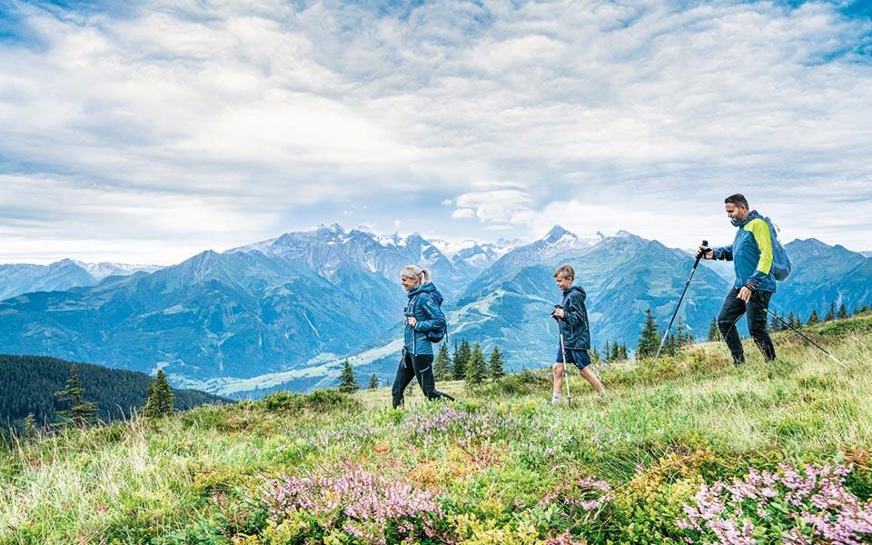Hohe Tauern Panorama Harry Liebmann - Mozartstadt Salzburg und das Salzburger Land