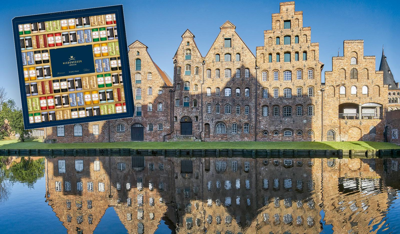 Luebeck ngoJakubke Pixabay - Niederegger Marzipan – Gewinnspiel
