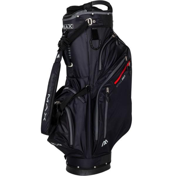 BIG MAX Cartbag Dri Lite Style 360 schwarz