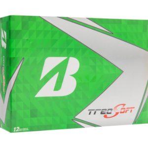 Bridgestone Treosoft Golfbälle weiß