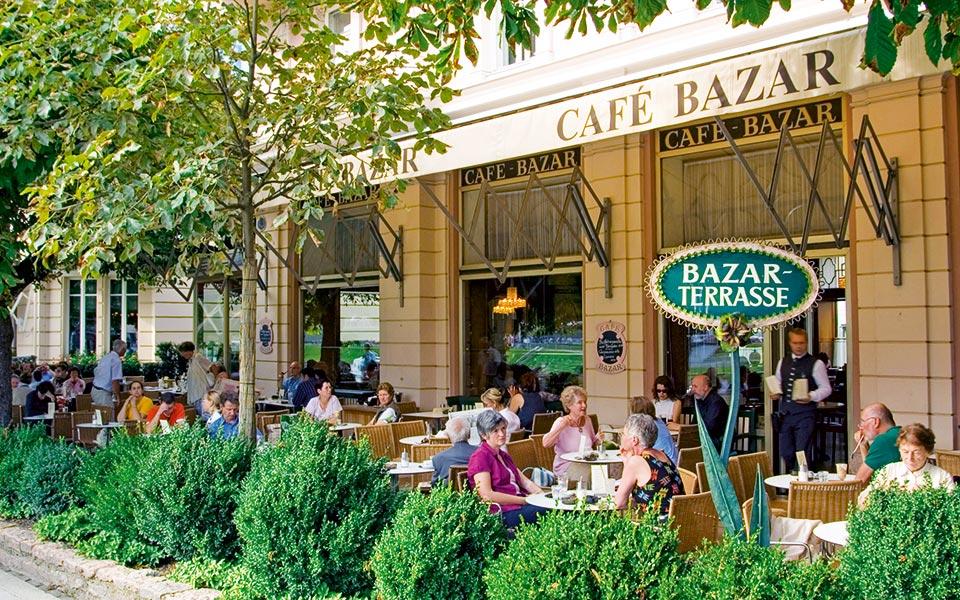 cafe bazar - Mozartstadt Salzburg und das Salzburger Land