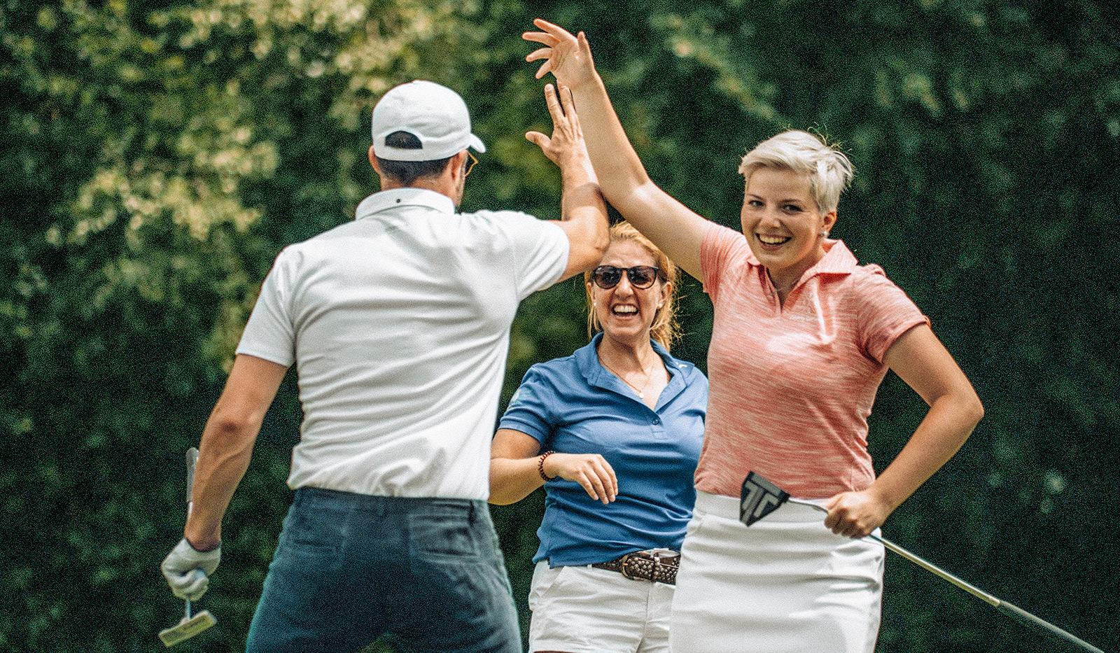 celebrity golf camp2 - Celebrity Golf Camp