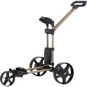 Flat Cat Elektro-Trolley Touch Hybrid bronze