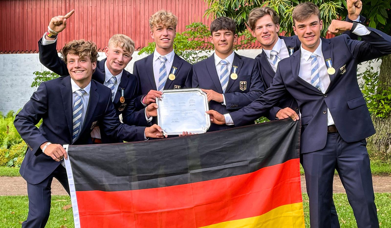 golf europameisterschaft jungen - Golf Europameisterschaft 2021 – Deutschlands Jungen holen den Titel!