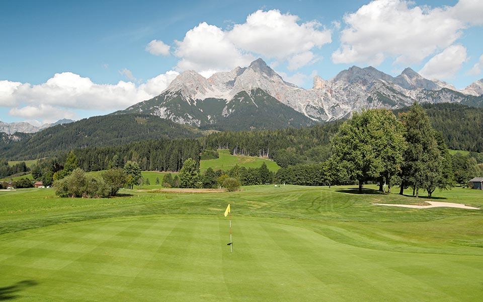 golflatz Alpen Ales Fevzer - Mozartstadt Salzburg und das Salzburger Land