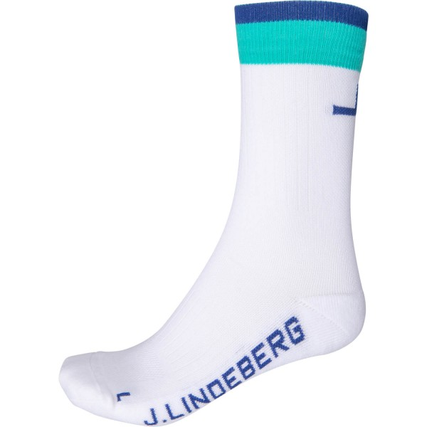 J. LINDEBERG Socke Holly weiß