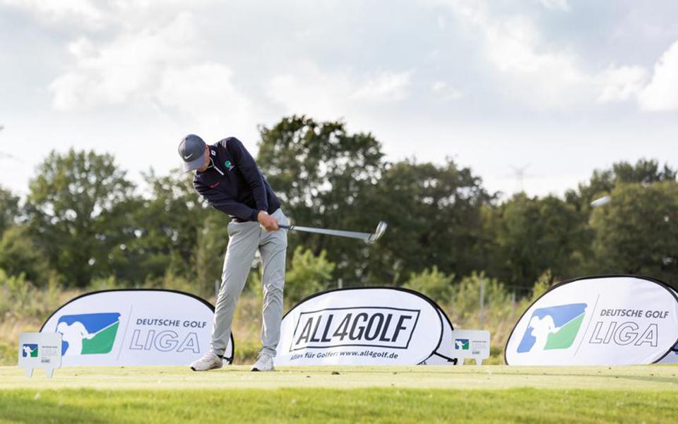 LaurenzMeifels byTiess - Deutsche Golf Liga 2021 – GC Hubbelrath wird Mannschaftsmeister der Herren