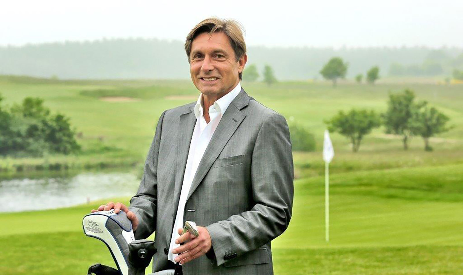 Rüdiger Born - Präsid