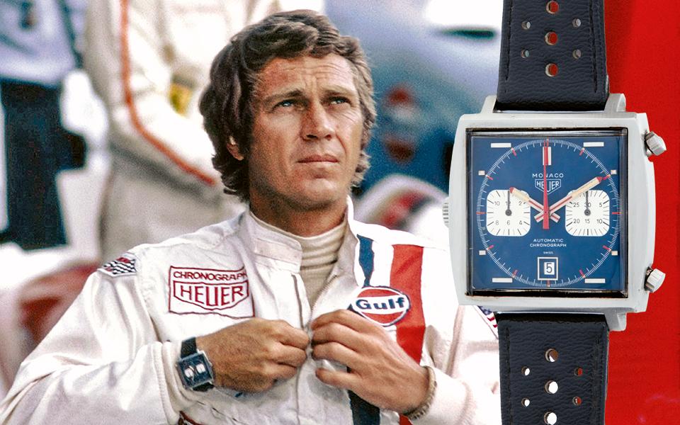 SteveMcQueen Mel Traxel - TAG Heuer Carrera Porsche Chronographen – Rasante Partnerschaft mit Rennsport-DNA