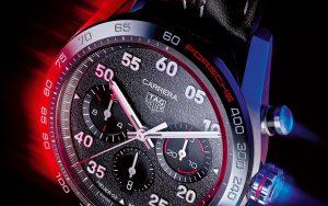 TAGHeuer Carrera Porsche Chronographen2 300x188 - TAG Heuer Carrera Porsche Chronographen – Rasante Partnerschaft mit Rennsport-DNA