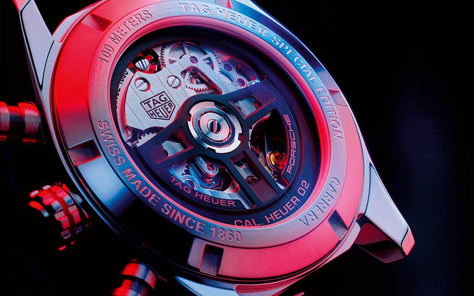 TAGHeuer Carrera Porsche Chronographen3 - TAG Heuer Carrera Porsche Chronographen – Rasante Partnerschaft mit Rennsport-DNA