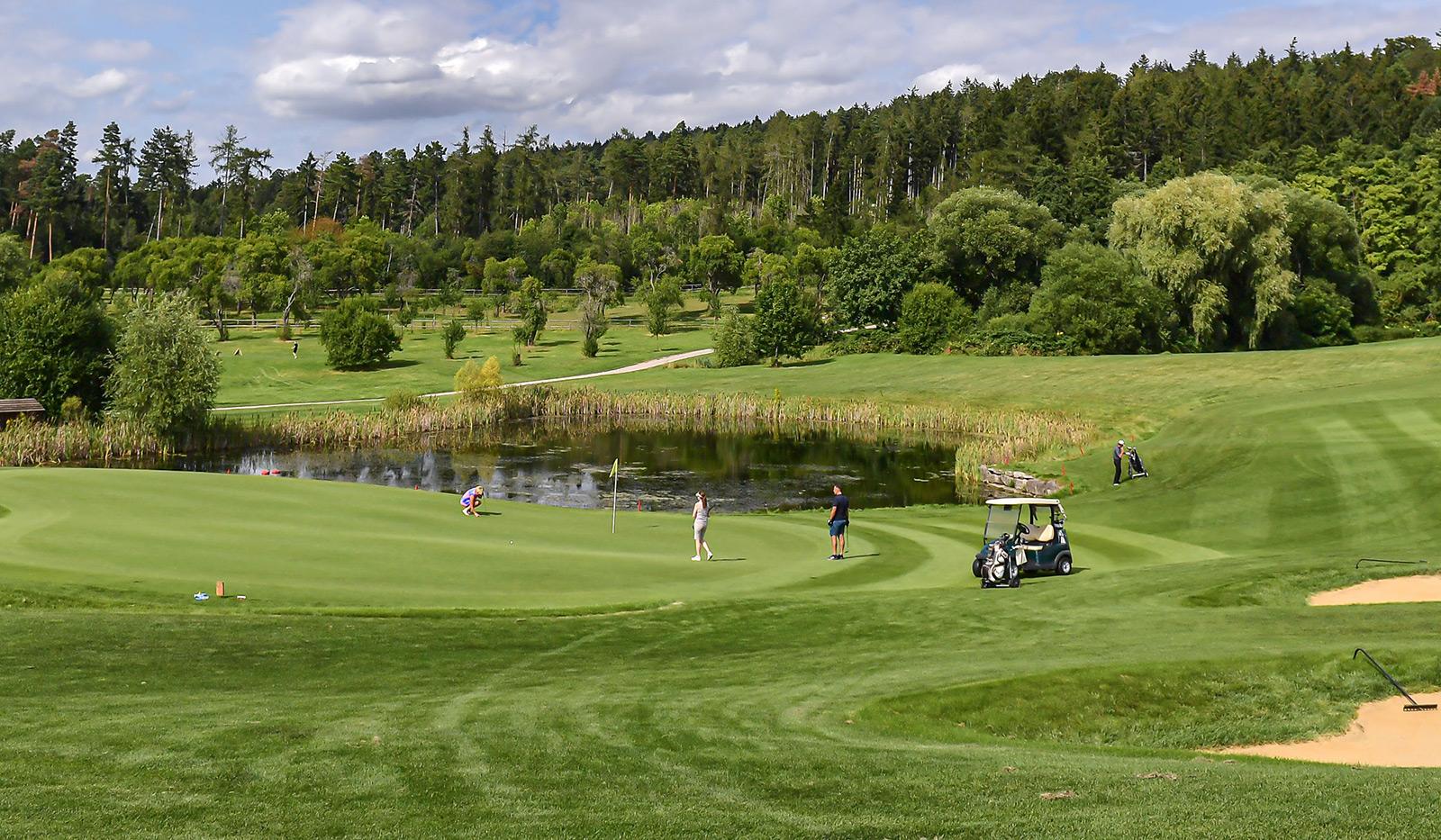GOLFTrophy golf - Die Triple GOLF Trophy im Weimarer Land feiert 10. Jubiläum