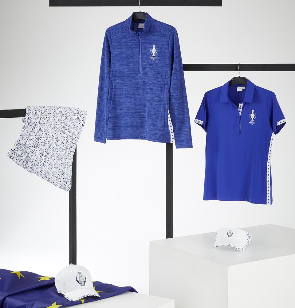 PING 2021 European SC Team Saturday Outfit - Die Solheim Cup Kollektion – So sieht sie aus!